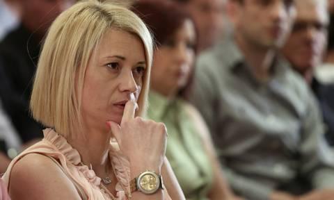 Αρνητική ψήφο για την ΕΡΤ δίνει η Ραχήλ Μακρή