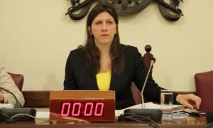 Κωνσταντοπούλου: Το Κανάλι της Βουλής πληρώνει για να εκπέμπουν τα ιδιωτικά