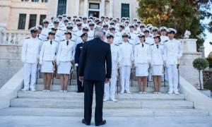 Η Σχολή Ναυτικών Δοκίμων  γιορτάζει  τα 170 χρόνια της