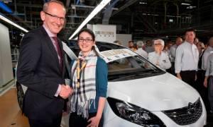Opel: 500 Εκατομμύρια Ευχαριστώ
