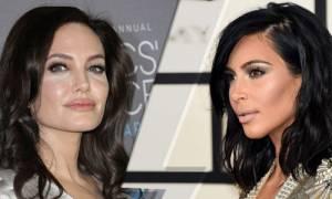 Αποκλείεται: Η δήλωση της Kim Kardashian που θα κάνει την Angelina να σκάσει στα γέλια
