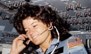 Sally Ride: Η Google γιορτάζει τα 64α γενέθλια της πρώτης Αμερικανίδας αστροναύτη