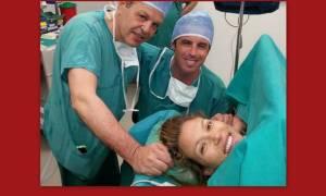 Βίκυ Καγιά: Το πρώτο 24ωρο με τη κορούλα της στο μαιευτήριο και οι αποκαλύψεις του γιατρού της!