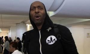 Ξέσπασμα Σάλεϊ: «Επιτρέψτε την μαριχουάνα στο ΝΒΑ!» (video)