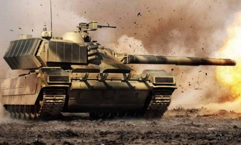 Ρωσία: Νέες δοκιμές για το άρμα μάχης «Αρμάτα»