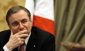 Διοικητής της Τράπεζας της Ιταλίας: Η ελληνική κρίση πρέπει να διευθετηθεί