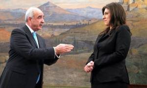 Βουλή: Άγρια κόντρα Κωνσταντοπούλου – Μεϊμαράκη (video)