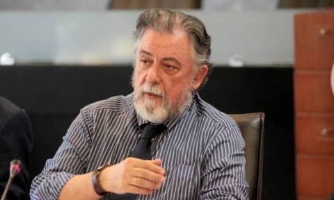 Πανούσης: Ζήτησε συστράτευση κατά της εγκληματικότητας