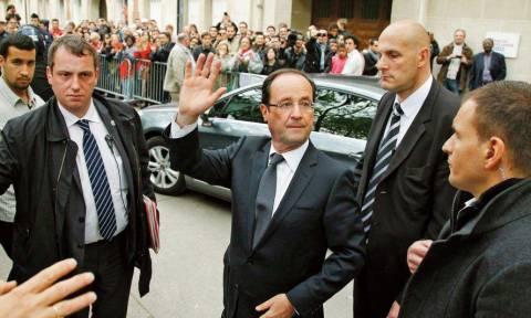 Γαλλία: Σωματοφύλακας του Ολάντ πυροβόλησε μέσα στο Μέγαρο των Ηλυσίων!
