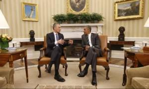 Ομπάμα: Η Ουάσιγκτον συνεργάζεται με το ΝΑΤΟ στον αγώνα κατά των τζιχαντιστών