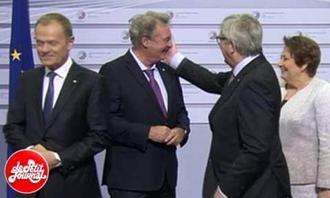 Γαλλία: Ο Γιούνκερ είναι ο πιο... Yolo πολιτικός του κόσμου; (video)