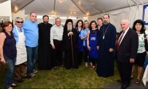 Κοσμοσυρροή στο Φεστιβάλ της κοινότητας του Αγίου Δημητρίου Αστόριας