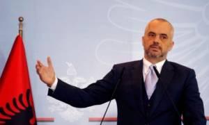 Ράμα: Δεν θα διαπραγματευτούμε το εθνικό μας συμφέρον για χάρη της καλής γειτονίας με την Ελλάδα