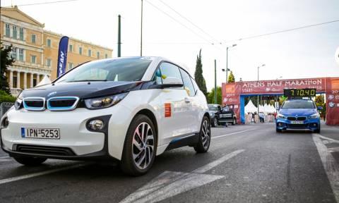 BMW Group: Ολοκληρώθηκε ο 4ος Ημιμαραθώνιος της Αθήνας 2015