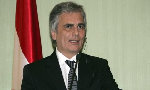 Φάιμαν: Δεν τίθεται θέμα καταβολής πολεμικών αποζημιώσεων στην Ελλάδα από την Αυστρία