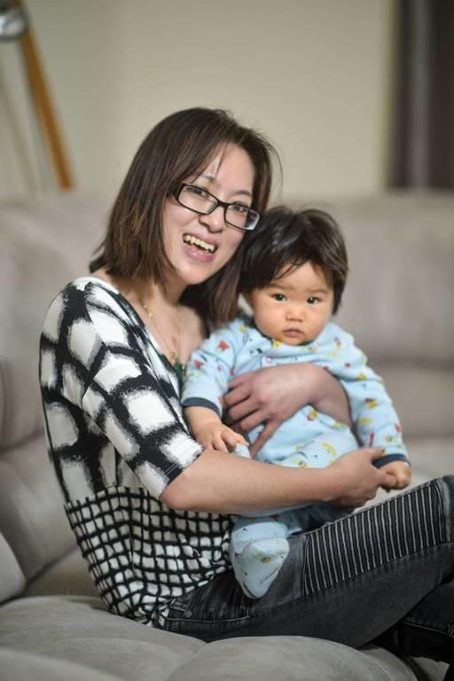 Το μωρό-θαύμα: Κοιμήθηκε δίπλα στη μητέρα του και γιάτρεψε την καρδιά της