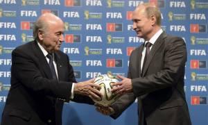 Πούτιν: Οι Αμερικανοί θέλουν να μας πάρουν το Μουντιάλ του 2018