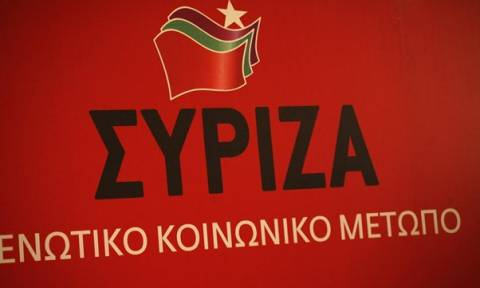 ΣΥΡΙΖΑ: «Ελπιδοφόρο γεγονός η ειρηνική επίλυση του Κυπριακού»