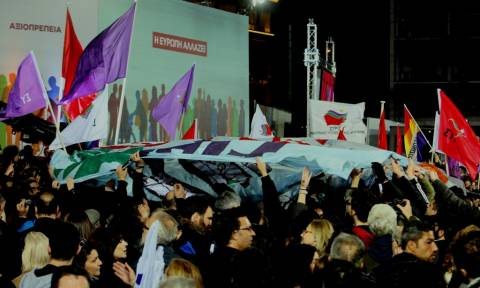 «Σκοτώστε την αριστερή κυβέρνηση της Αθήνας»