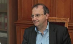 Στρατούλης: Καμιά μείωση στα εφάπαξ του Δημοσίου