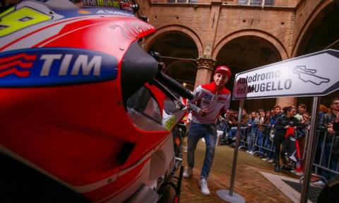 MotoGP Μουτζέλο: Άσχημη εξέλιξη για τον Iannone