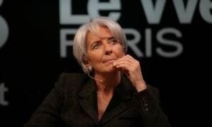 «Μαζεύουν» οι κύκλοι της Λαγκάρντ τις δηλώσεις περί Grexit
