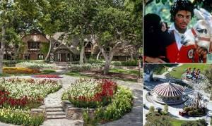 Στο «σφυρί» η εντυπωσιακή «Neverland» του Μάικλ Τζάκσον (photos)