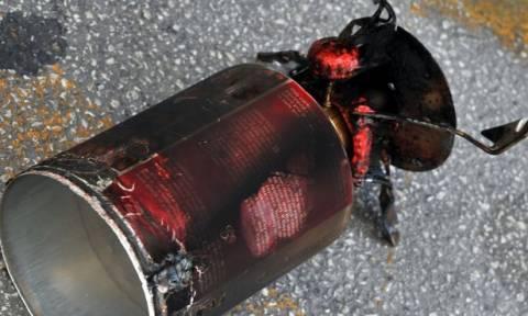 Στο πόδι η Θεσσαλονίκη τα ξημερώματα από εμπρηστικές επιθέσεις