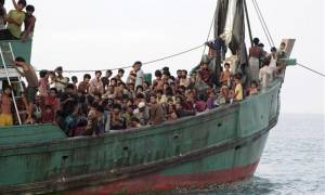 Έκκληση ΗΠΑ για τη διάσωση των μεταναστών στη νοτιοανατολική Ασία