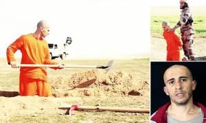 Νέο βίντεο φρίκης από το Ισλαμικό Κράτος: Έσκαψε τον τάφο του και τον αποκεφάλισαν