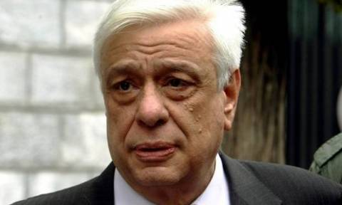 Ο Παυλόπουλος στις εκδηλώσεις για την Άλωση της Πόλης στον Βυζαντινό Μυστρά