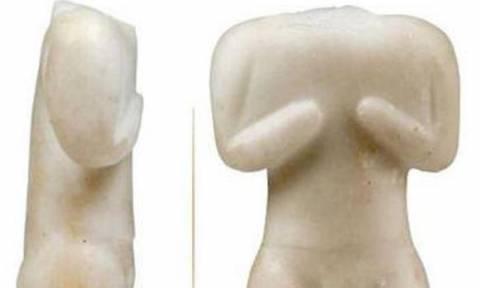 Αρχαιοκάπηλοι «έβγαλαν στο σφυρί» Κούρο για 1.000.000 ευρώ