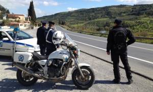 Μείωση των τροχαίων ατυχημάτων σημειώθηκε τον Μάρτιο