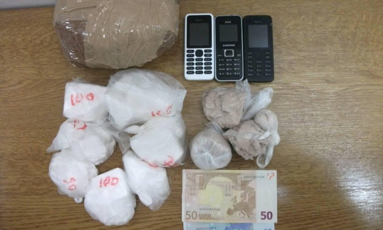 Έμπορος ναρκωτικών συνελήφθη στο Νέο Κόσμο