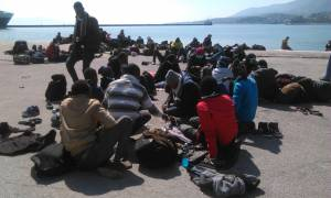 Λέσβος: 758 μετανάστες και πρόσφυγες έφτασαν στο νησί σε ένα 24ωρο