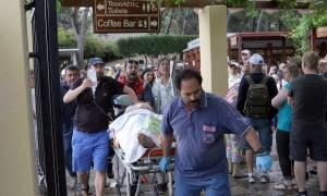 Κνωσός: Ανακοίνωση του υπουργείου Πολιτισμού για το ατύχημα στον αρχαιολογικό χώρο