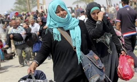 Ιράκ: 85.000 άνθρωποι έχουν εγκαταλείψει το Ραμάντι