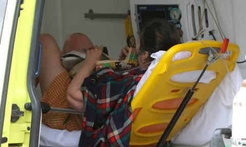 Κνωσός: Σε κρίσιμη κατάσταση η τουρίστρια που υπέστη ανακοπή