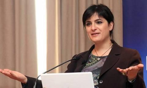 Η Έλενα Παναρίτη νέα εκπρόσωπος της Ελλάδας στο ΔΝΤ