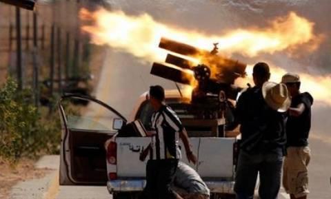 Λιβύη: Οκτώ νεκροί από ρίψη ρουκέτας σε κατοικημένη περιοχή