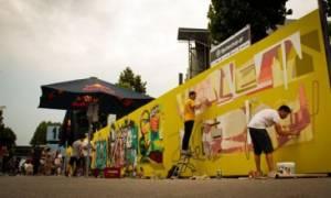 Street Art Festival 2015 στη Θεσσαλονίκη