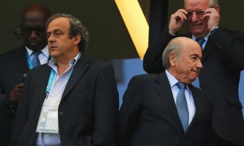 O Μπλάτερ καταγγέλλει το «μίσος» της UEFA