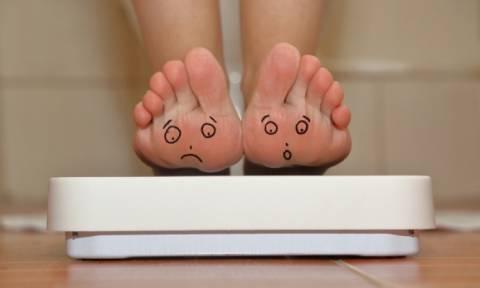 10 ... άσχετοι λόγοι που δεν χάνετε βάρος