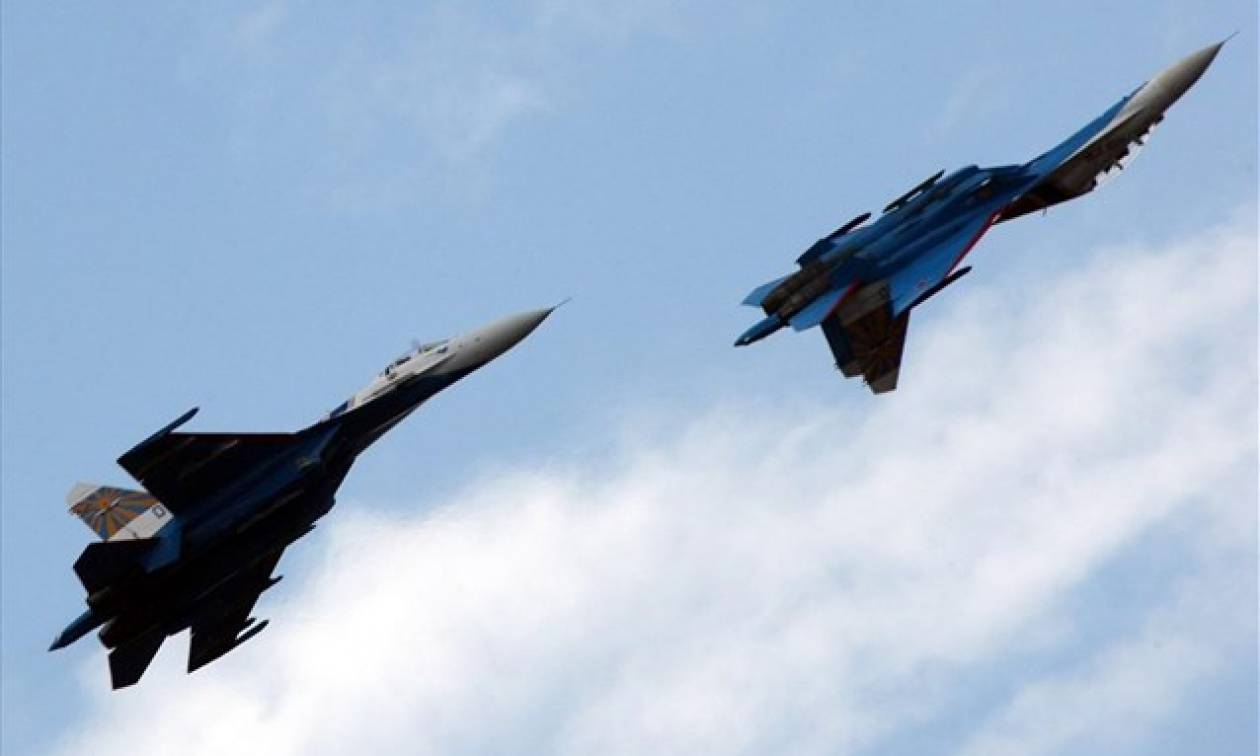 Ρωσικά μαχητικά αντιμέτωπα με αμερικανικό αντιτορπιλικό στη Μαύρη Θάλασσα