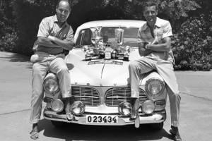 Volvo: Πενήντα χρόνια από το θρίαμβο της στο Ράλλυ Ακρόπολις (photos)