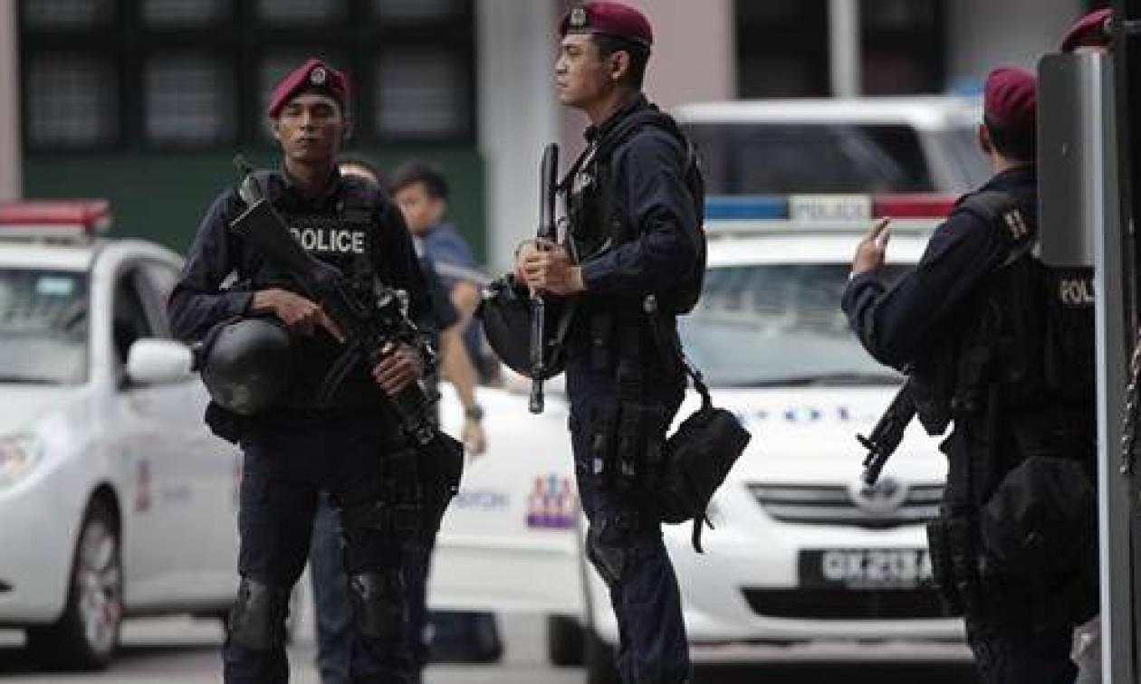Σιγκαπούρη: Αστυνομικοί πυροβόλησαν και σκότωσαν πολίτη