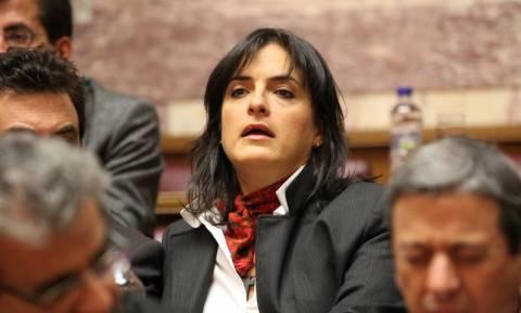 Παναρίτη για επικρίσεις στον ΣΥΡΙΖΑ: Αν δεν θέλουν μία, δεν τους θέλω δέκα!