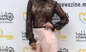 Κι όμως! Στην τελευταία της εμφάνιση η superstar φόρεσε παντελόνι αξίας… 25 δολαρίων!