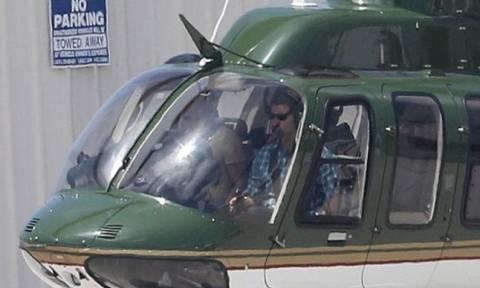 Πριν τρεις μήνες είδε τον Χάρο σε αεροπορικό ατύχημα και τώρα ξαναπετάει στους αιθέρες!