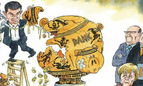 Guardian: Ζοφερές οι προοπτικές για την Ελλάδα